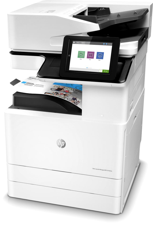 Multifunctional laser color HP Color LaserJet E77822dn