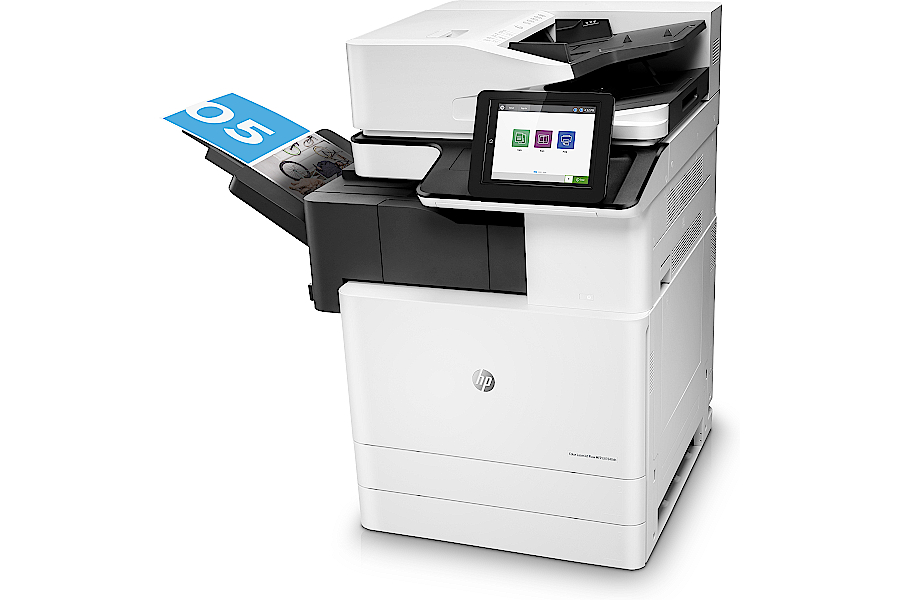 Multifunctional laser color HP Color LaserJet E87640dn