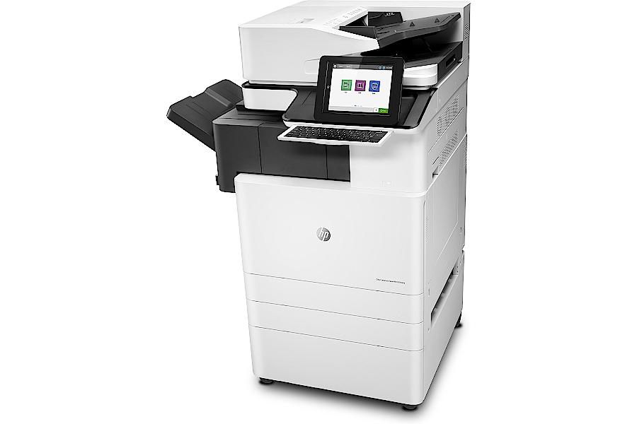 Multifunctional laser color HP Color LaserJet E87650dn
