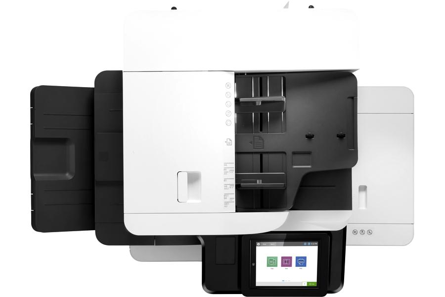 Multifunctional laser color HP Color LaserJet E87660dn