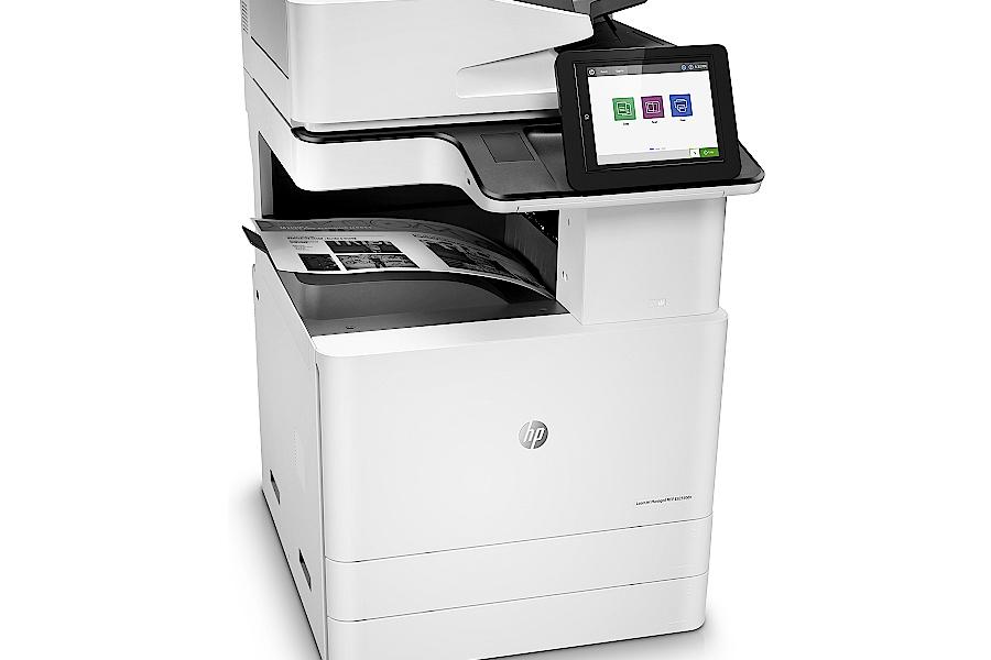 Multifunctional laser monocrom HP LaserJet E82540dn