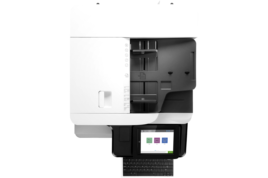 Multifunctional laser monocrom HP LaserJet E82560dn