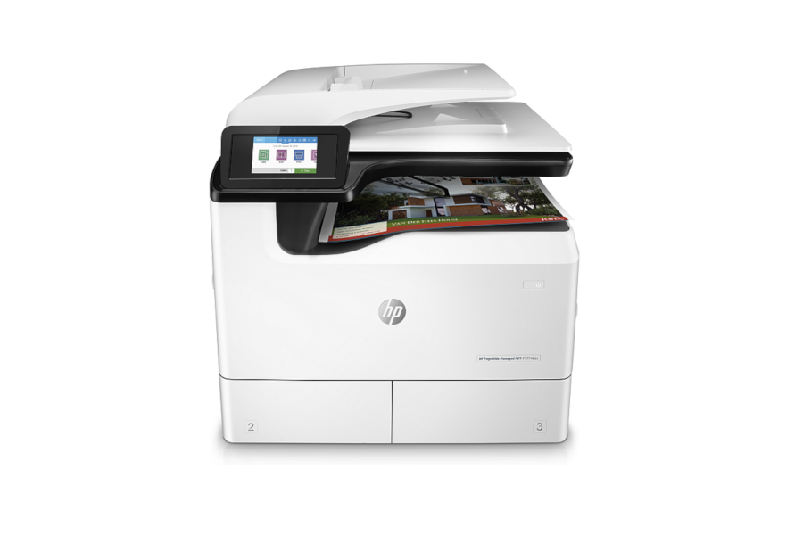 HP PageWide  MFP P77740dn