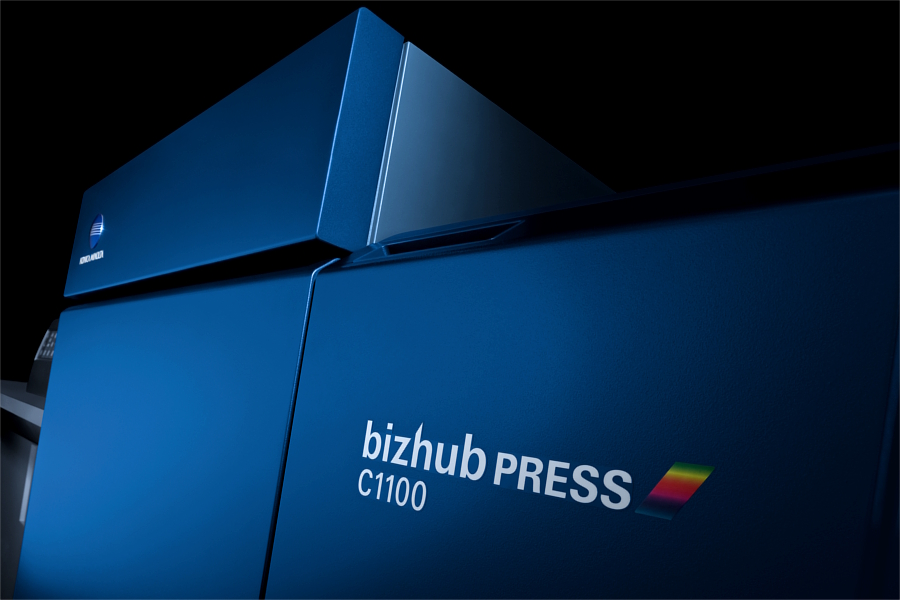Konica Minolta Bizhub Press C1085 / C1100