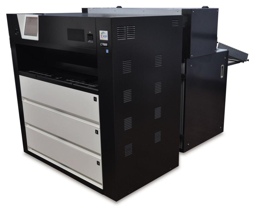 Konica Minolta KIP C7800 prin Romsystems s.r.l.