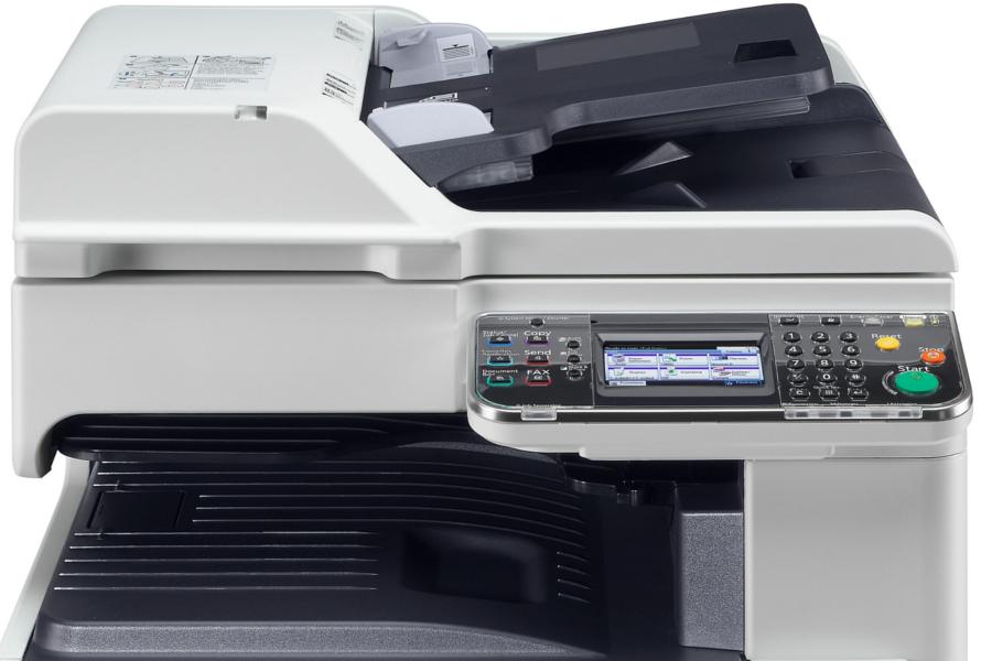Multifunctional laser monocrom Kyocera FS - C8520MFP