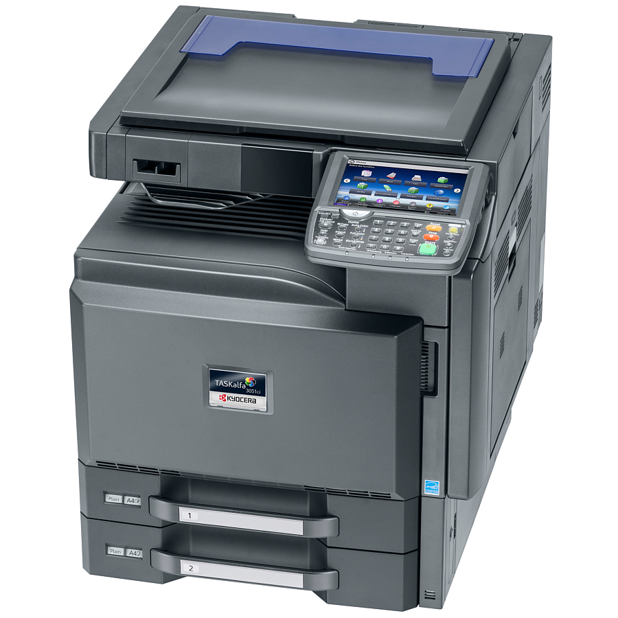 Multifunctional laser monocrom Kyocera TASKalfa 3051ci